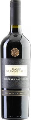 Вино красное сухое «Trapiche Gran Medalla Cabernet Sauvignon» 2010 г.
