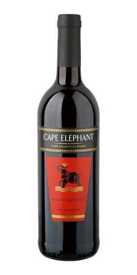 Вино красное сухое «Cape Elephant Ruby Cabernet»