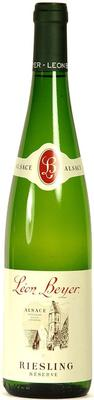 Вино белое сухое «Leon Beyer Riesling Reserve» 2007 г.