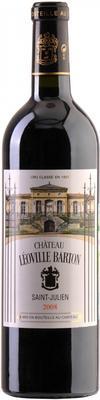Вино красное сухое «Chateau Leoville Barton Saint-Julien » 2008 г.
