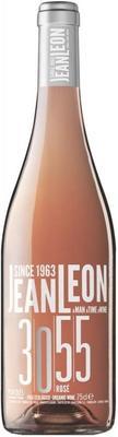 Вино розовое сухое «Jean Leon 3055 Rose Penedes» 2014 г.