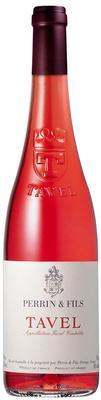 Вино розовое сухое «Famille Perrin Tavel» 2012 г.