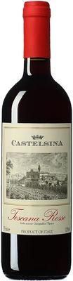 Вино красное полусухое «Castelsina Toscana Rosso» 2013 г.