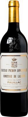 Вино красное сухое «Chateau Pichon-Longueville-Comtesse de Lalande Pauillac 2-me Grand Cru Classe» 2008 г.