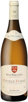 Вино белое сухое «Roux Pere et Fils Pouilly-Fuisse» 2012 г.