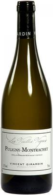 Вино белое сухое «Vincent Girardin Puligny-Montrachet Vieilles Vignes» 2013 г.