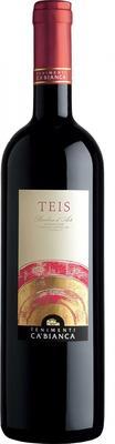 Вино красное сухое «Ca'Bianca Teis Tenimenti Barbera D'Asti» 2011 г.