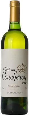 Вино белое сухое «Chateau Coucheroy Blanc Pessac-Leognan» 2009 г.