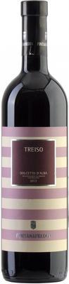 Вино красное полусухое «Fontanafredda Treiso Dolcetto d'Alba» 2012 г.