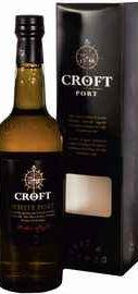 Портвейн «Croft White Port» в подарочной упаковке