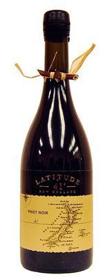 Вино красное сухое «Latitude 41 Pinot Noir»