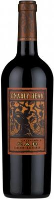 Вино красное сухое «Gnarly Head Cabernet Sauvignon»