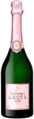 Шампанское розовое брют «Deutz Brut Rose»