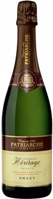 Вино игристое белое сладкое «Patriarche Heritage Sweet»