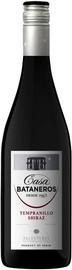 Вино красное полусухое «Casa Bataneros Tempranillo Shiraz»