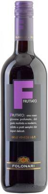 Вино красное сухое «Folonari Fruttato Venezie » 2014 г.