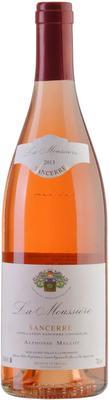 Вино розовое сухое «Alphonse Mellot La Moussiere Rose Sancerre, 0.75 л» 2013 г.
