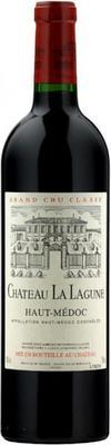 Вино красное сухое «Chateau La Lagune Haut-Medoc» 2005 г.