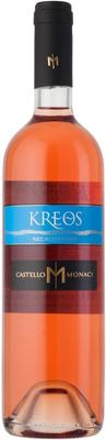 Вино розовое сухое «Castello Monaci Kreos Salento» 2015 г.