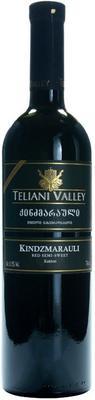 Вино красное полусладкое  «Teliani Valley Kindzmarauli»