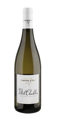 Вино белое сухое «Garnier et Fils Petit Chablis» 2014 г.