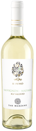 Вино белое полусухое  «Il Pumo Sauvignon Malvasia»