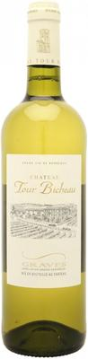 Вино белое сухое «Chateau Tour Bicheau Blanc» 2013 г.