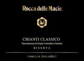 Вино красное сухое «Rocca delle Macie Chianti Classico Riserva» 2013 г.