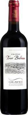 Вино красное сухое «Chateau Tour Bicheau Rouge» 2011 г.
