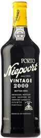 Портвейн «Niepoort Vintage Port» 2000 г.