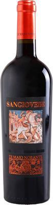 Вино красное сухое «Sangiovese Terre Degli Osci» 2014 г.