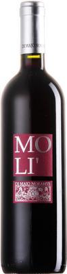 Вино красное сухое «Moli Rosso» 2014 г.