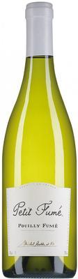 Вино белое сухое «Petit Fume Pouilly-Fume» 2014 г.
