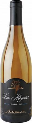 Вино белое сухое «La Moynerie Pouilly-Fume» 2014 г.