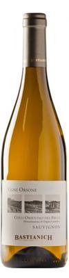 Вино белое сухое  «Vigne Orsone Sauvignon» 2014 г.