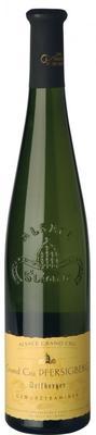 Вино белое полусладкое  «Wolfberger Gewurztraminer Pfersigberg Alsace Grand Cru» 2013 г.