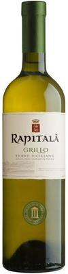 Вино белое сухое  «Rapitala Grillo Terre Siciliane»