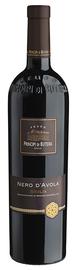 Вино красное сухое  «Principi di Butera Nero d'Avola» 2013 г.