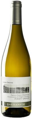 Вино белое сухое  «Vigne Orsone Pinot Grigio» 2014 г.