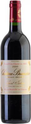 Вино красное сухое «Chateau Branaire-Ducru Saint-Julien 4-eme Grand Cru Classe» 2000 г.