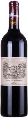 Вино красное сухое «Chateau Lafite Rothschild Pauillac 1-er Grand Cru» 2007 г.