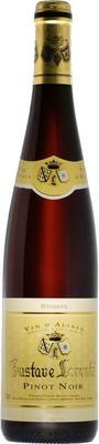 Вино красное сухое «Gustave Lorentz Pinot Noir Reserve» 2014 г.