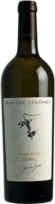 Вино белое сухое «Condrieu Amour du Dieu» 2014 г.