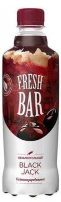 Газированный напиток «Fresh Bar Black Jack»