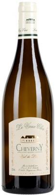 Вино белое сухое  «Domaine du Salvard Cheverny Le Vieux Clos» 2015 г.