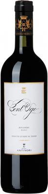Вино красное сухое «Cont'Ugo Bolgheri» 2013 г.