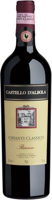 Вино красное сухое  «Castello d'Albola Chianti Classico Riserva»