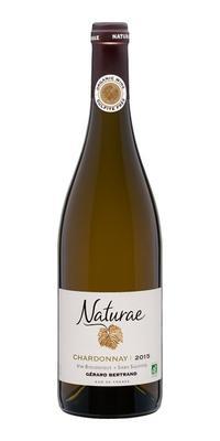 Вино белое сухое «Gerard Bertrand Naturae Chardonnay» 2015 г.