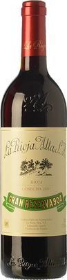 Вино красное сухое «Gran Reserva 904 Rioja» 2001 г.