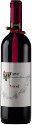 Вино красное сухое «Italo Cescon Merlot Piave» 2013 г.